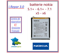 Battery oem nokia 5.1 plus - 6.1 + - 7.1 - x5 - x6