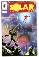 SOLAR MAN OF THE ATOM #14-1992 VALIANT 1st appearance of FRED BENDER / DOCTOR EC