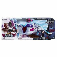 Nerf Rebelle Secret Agent Bow & Arrow Purple and Teal | B1503