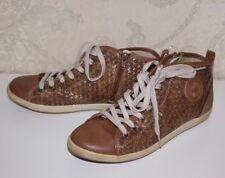 YESSICA Sneakers Braun Gr.39 137D18M9 Neuwertig