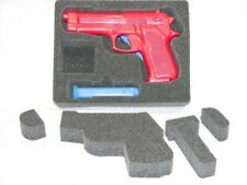 New Generic Large Handgun Pistol & mags foam kit upgrades your Pelican 1200 case