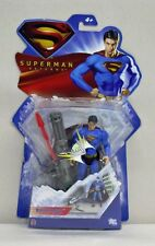 Superman Returns Bulletproof Superman Mattel NIP 4+ 5 inch 2006 S203-18