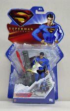 Superman Returns Bulletproof Superman Mattel NIP 4+ 5 inch 2006 S203-18