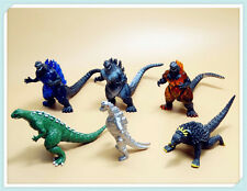 lot 6 Godzilla Monsters Mechagodzilla Trendmaster Gigan Anguirus  Figure n12