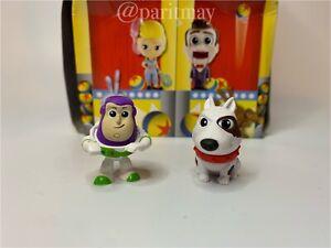 New!!! Mattel Pixar All-Star Rivals Mystery Minis Blind Bag : Buzz VS Scud