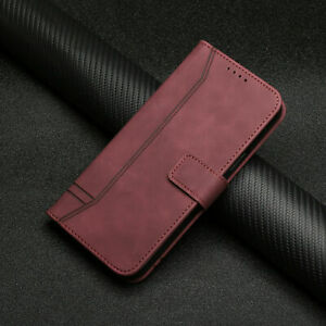 For Google Pixel 6 / 6 Pro Luxury Flip PU Leather Retro Wallet Card Case Cover
