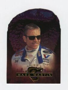 Mark Martin 1996 96 Wheels Viper Cobra All Foil Die Cut Insert Card 1136/1799 DC