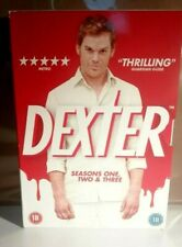 Dexter Season 1 2 3 4 5 6 (DVD) Series Complete Box Sets TV Collections