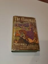 New listing Thomas Dixon Jr The Clansman novel - Rare Hc 1941 Triangle Books Edition