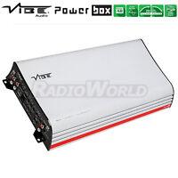 Vibe Car Audio Sub Speaker Amplifier Stereo 1000w Watts Class AB Multi 5 Channel