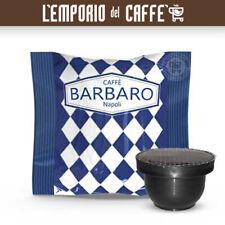 100 Capsule Caffe Barbaro Compatibili Domo-Cuore Espresso Miscela Cremoso Napoli