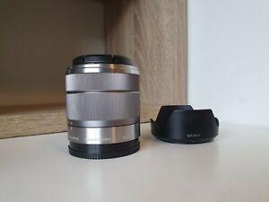 Sony SEL 18-55mm f/3.5-5.6 OSS Lens APS-C E-Mount