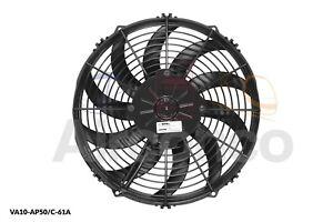 "Spal Axial Fan, VA10-AP50/C-61A, 12v (Pull) 12.0"" (305mm) - Genuine Product!"