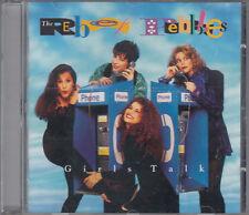 The Rebel Pebbles : Girls Talk CD FASTPOST