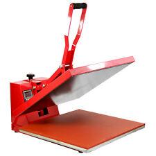50cm X 50cm de prensa de calor máquina grande de transferencia térmica por sublimación de prensado T Shirt