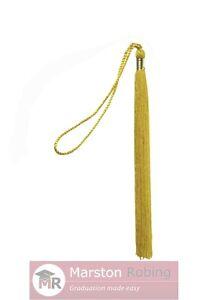 Graduation Tassels--Graduation Gown Accessories-a pair
