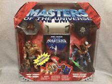 Master of the Universe MOTU Wolf Armor He-Man vs. Snake Armor Skeletor Gift Set