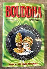 TEZUKA pour BOUDDHA  T 2 (1ère édition) ED TONKAM