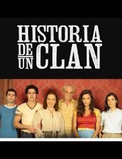 Argentina Historia de un clan Dvd La Familia Puccio completa 3 dvds $19.99