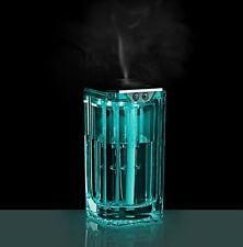 120 ml MINI PORTATILE Crystal 7 Colour LED USB UMIDIFICATORE DIFFUSORE arome Mist