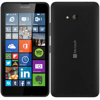 New Nokia Microsoft Lumia 640 Black 8GB 3G Dual Sim Windows Unlocked Smartphone