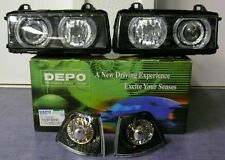 FARO angel-eyes incl. intermitente BMW E36 Limousine Touring Compact