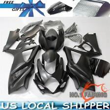 K7 Black Injection Bodywork Kit Fairing Kit Fit for Suzuki GSXR 1000 2008 2007