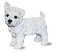 Westie Puppy Garden Ornament - Statue - Figure