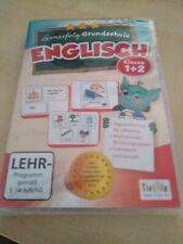PC Lernerfolg Grundschule Englisch Klasse 1+2