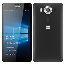 "Microsoft Nokia Lumia 950 XL Single SIM 32GB 20MP Unlocked T-MOB 5.7"" Smartphone"
