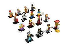 NUEVA The Lego Película Series M 71004 Completo Conjunto de 16 MINIFIGURAS