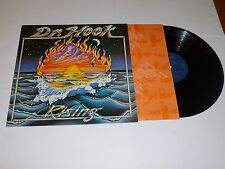 DR HOOK - Rising - 1980 UK 10-track LP, picture sleeve