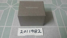 Baume Mercier Customer Service Travel Case Box for Watch Storage