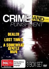 Crime And Punishment (DVD, 2012, 3-Disc Set)