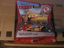 Disney Pixar Cars 2 MIGUEL CAMINO W/ METALLIC FINISH Kmart Days 9