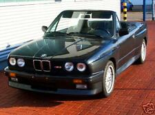 BMW E30 Cabrio Verdeck Einbau Anleitung Reparatur EBA