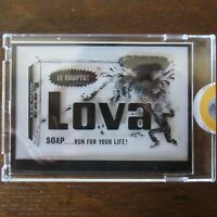 1973 Topps Series 3 WACKY PACKAGES LOVA Proof Card Vault SOAP ERUPTS CARDS GUM