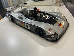 TAMIYA 1/10 R/C AUDI R8R F103LM RACING CAR