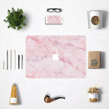 Para Macbook Air Pro Retina sueño Mármol Rosa Impreso Decal Sticker Piel de la cubierta completa