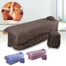 Beauty Massage Table Bed Cover Salon Spa Treatment Couch Bedding Protection