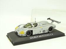 LBS Max Models 1/43 - Sauber Mercedes C9 Le Mans 1989 N°63