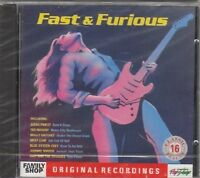 Fast & Furious Judas Priest, Ted Nugent, Quiet Riot, Johnny Winter, Molly.. [CD]