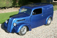 1946 Fordson Ford Thames Van.V8 Hot Rod.  All Steel.One of the very best