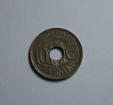 10 Centimes  Frankreich France French Münze Francaise 1923 TOP! (F7)
