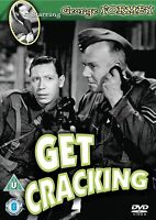 GET CRACKING - DVD **NEW SEALED** FREE POST**