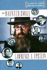 The Haunted  Smile - The Story of Jewish Comedians in America - HC w/DJ 1st ED
