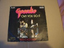"""GEORDIE - CAN YOU DO IT - 7"""" P/S - GERMAN PRESSING - BRIAN JOHNSON OF AC/DC"""