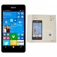 NUOVO CON SCATOLA Lumia 950 BIANCO Microsoft 32GB sbloccato di fabbrica 4G/LTE SINGLE-SIM SIMFREE