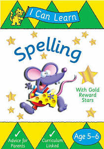 Kirkby, David : Spelling (I Can Learn) Highly Rated eBay Seller Great Prices