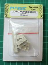 Niko Model 1:350 Large Cargo Wooden Boxes (5 to a pack)